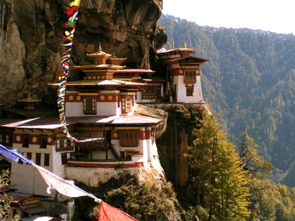 Taktsang Dzong